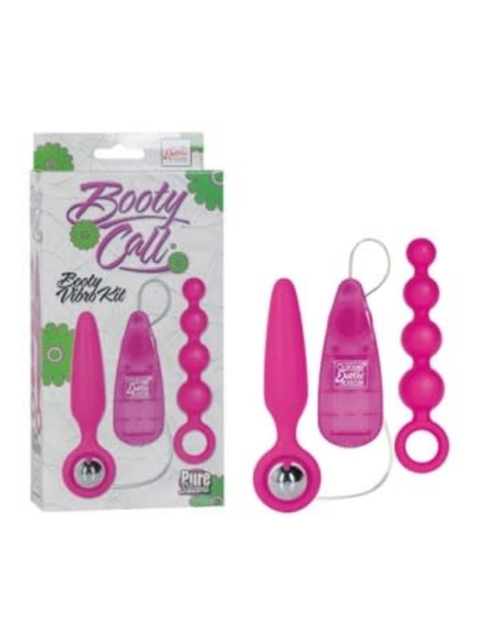 Booty Call Vibro Kit Pink