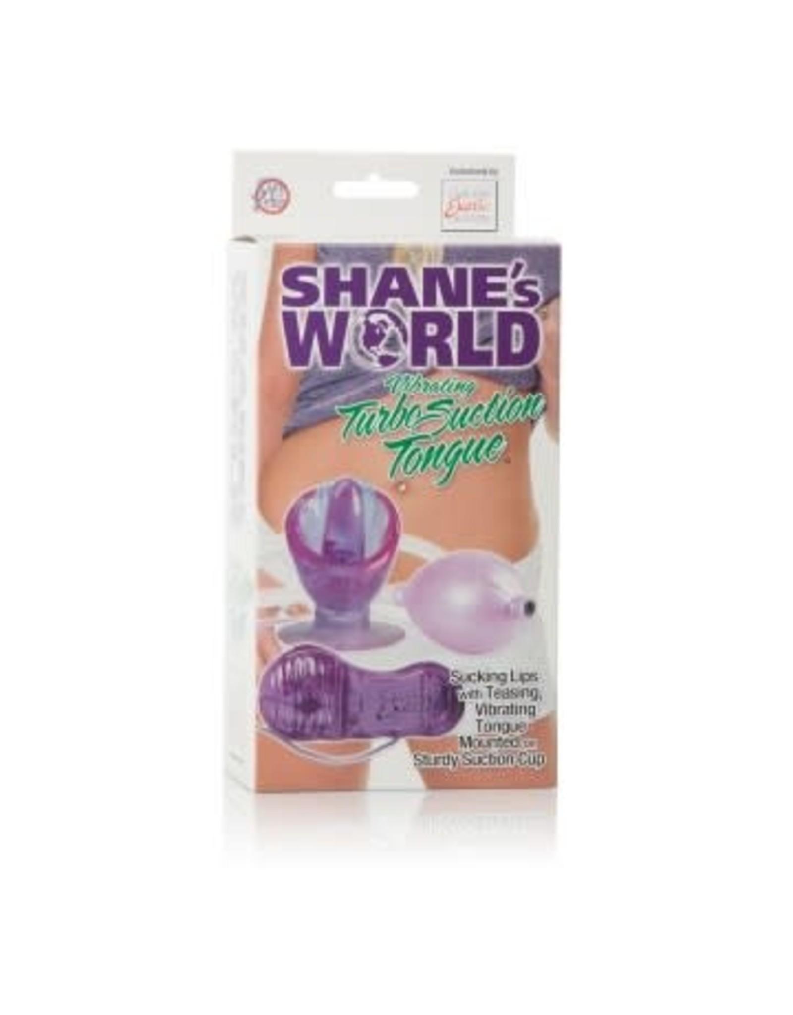 Shanes World Vibrating Turbo Suction Tongue