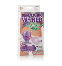 Shanes World Vibrating Turbo Suction Tongue