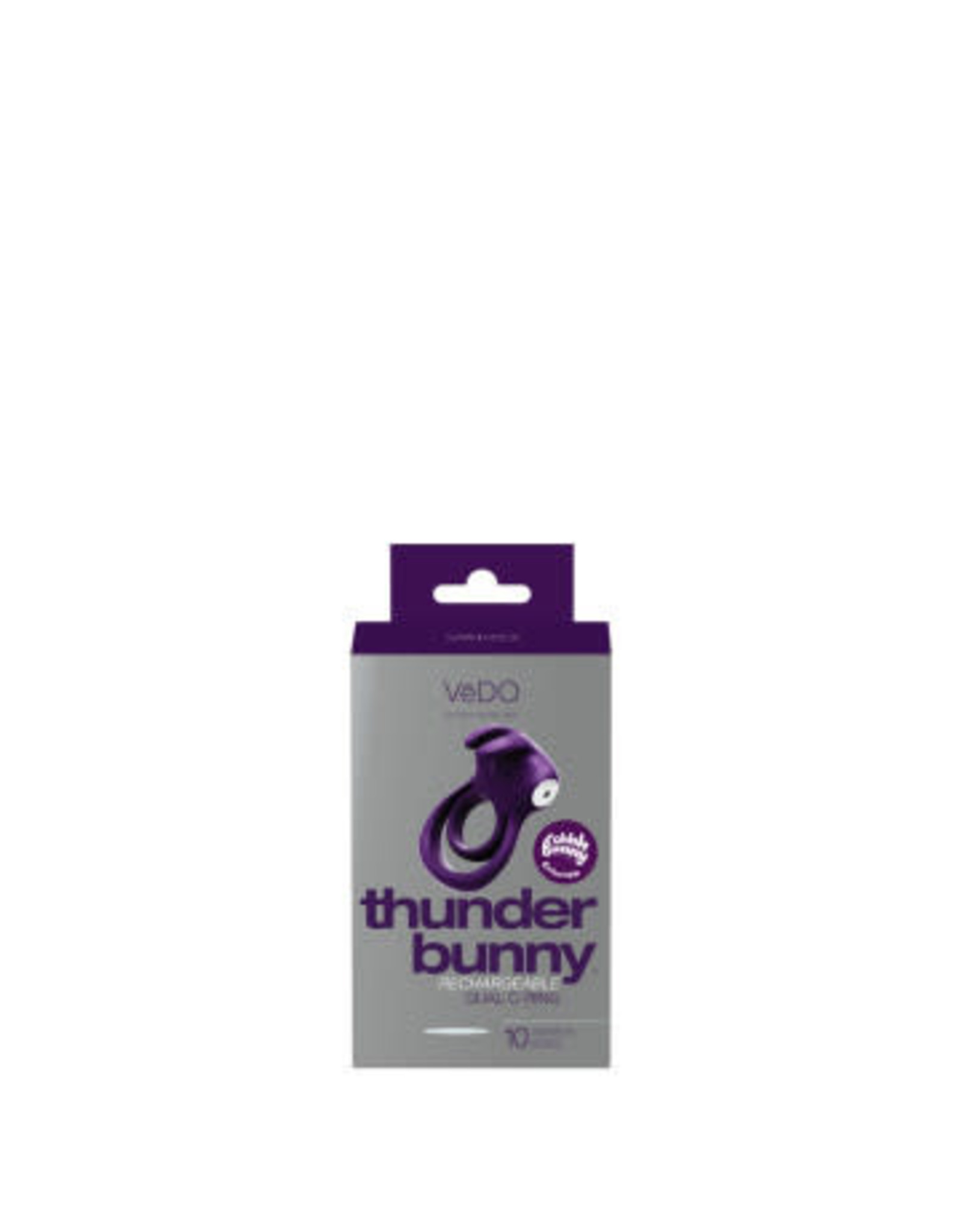 THUNDER BUNNY PURPLE