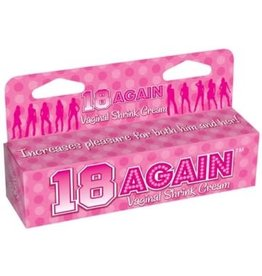 18 AGAIN SHRINK CREAM
