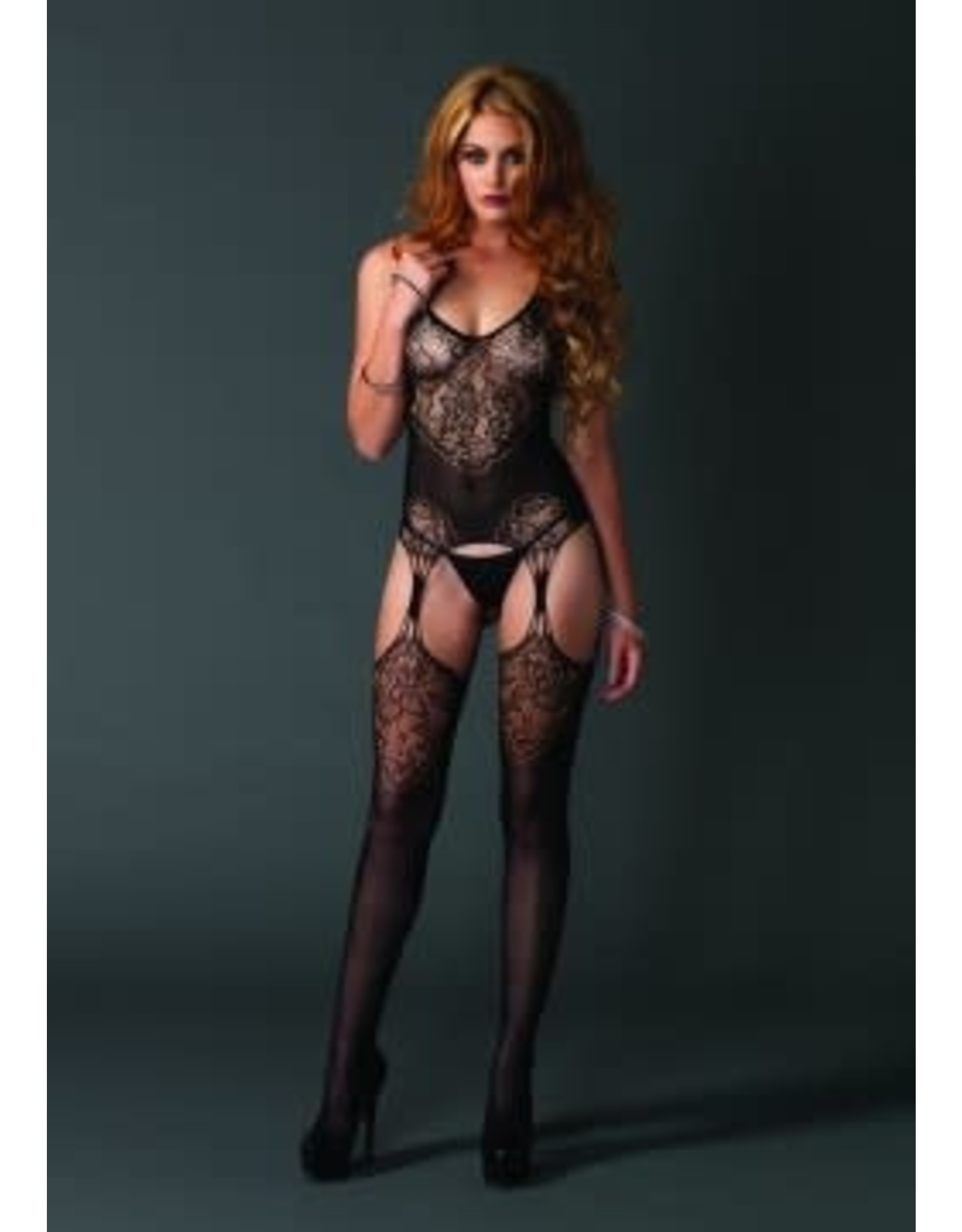 Leg Avenue  89175 Black ONE SIZE
