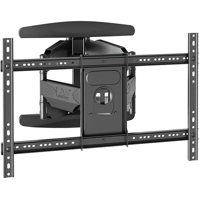 "Full Motion Cantilever TV Wall Mount with Built-in Cable Management for LED, LCD & Plasma TVs Size 40"" to 75"" (P6)"