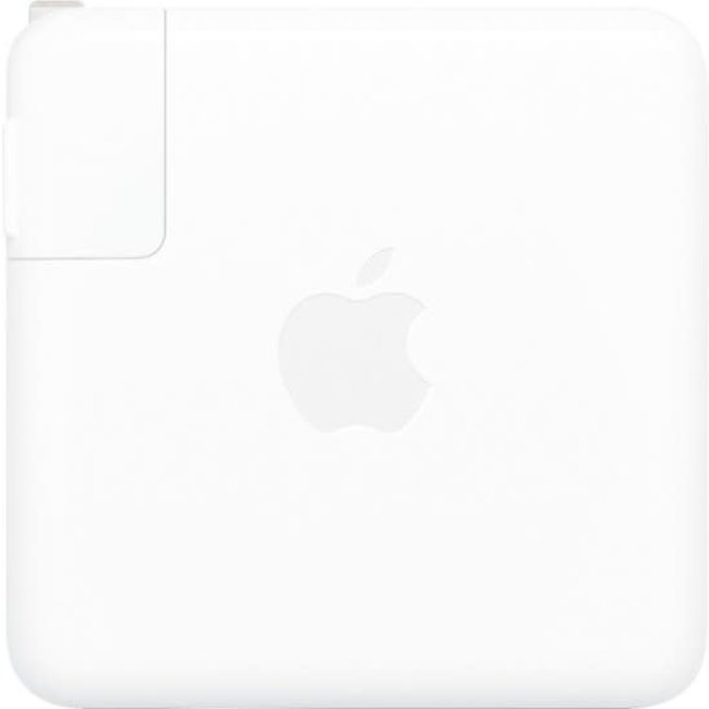 Apple MacBook Charger 61W USB-C Power Adapter - A1718 (MNF72LL/A/MNF72CH/A)
