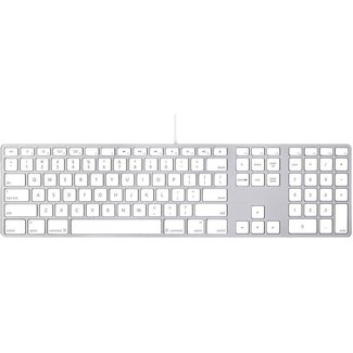 Apple Apple Aluminum Wired Keyboard - A1243 (MB110LL/A)