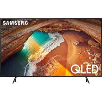 "Samsung 75"" Samsung QLED 4K UHD (2160P) SMART TV WITH HDR - (QN75Q6DRAF/QN75Q60RAF)"