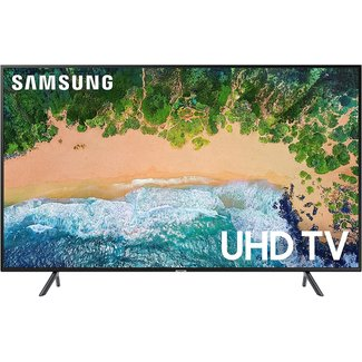 "Samsung 43"" Samsung 4K UHD (2160P) LED SMART TV WITH HDR - (UN43NU7100/710D)"