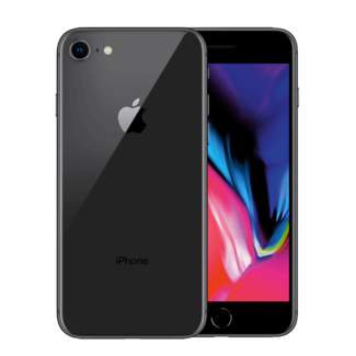 Apple Apple iPhone 8 - 64GB - AT&T - Space Gray