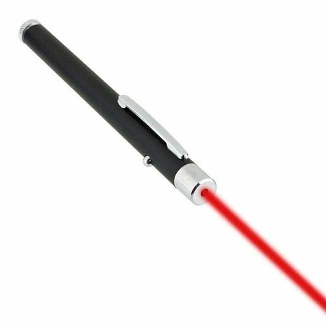 High Power 5mw Red Laser Pointer Pen Visible Beam Light
