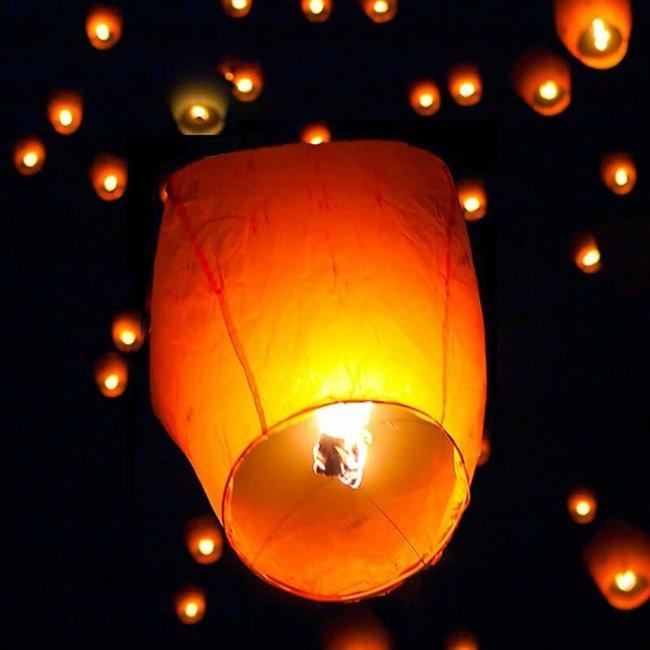 Chinese Flying Wishing Paper Lantern