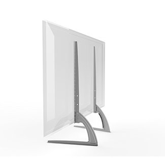 """Universal Table Top TV Stand - Replacement TV Legs for TVs up to 65"""""""