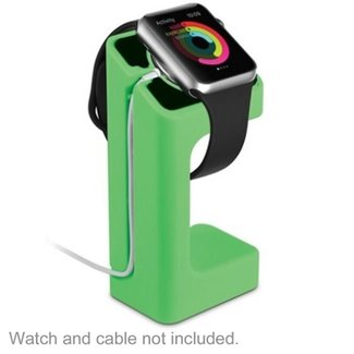Acellories Acellories Apple Watch Charging Stand (38mm - 44mm) - Green