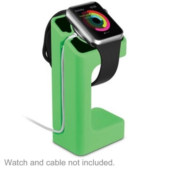 Acellories Apple Watch Charging Stand (38mm - 44mm) - Green
