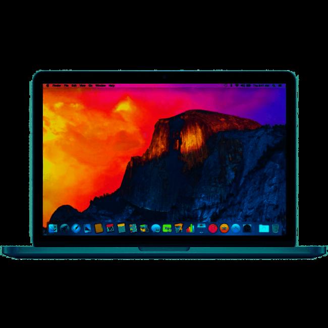 "Apple MacBook Pro Retina 13.3"" Laptop - 3.1GHz Dual-Core i7 - 16GB RAM - 512GB SSD - (2015) - Silver"