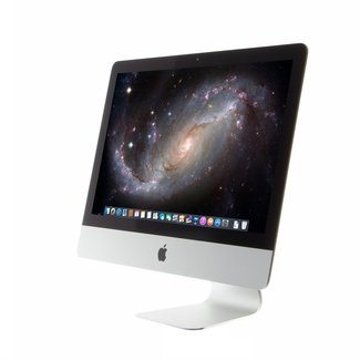 "Apple Apple iMac 21.5"" Desktop - 1.4GHz Dual-Core i5 - 8GB RAM - 500GB HDD - (2014) - Silver"