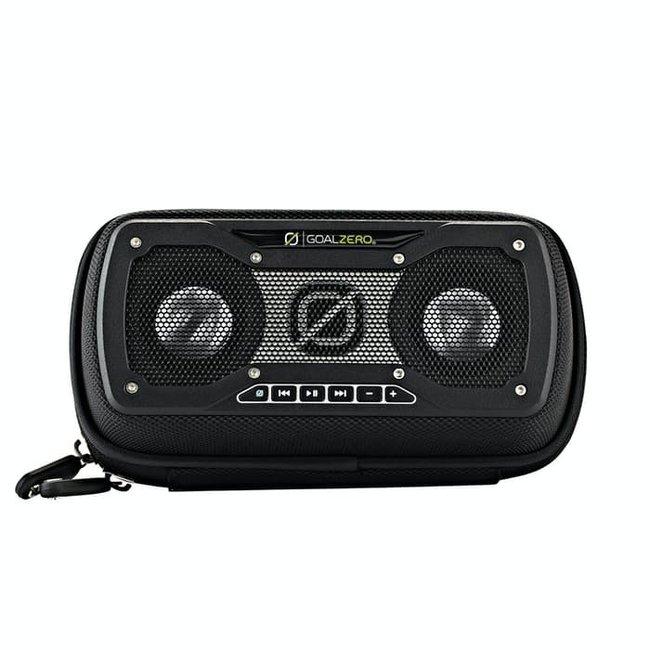 Goal Zero Rock Out 2 Wireless Bluetooth Rechargeable Speaker (Gunmetal Gray)