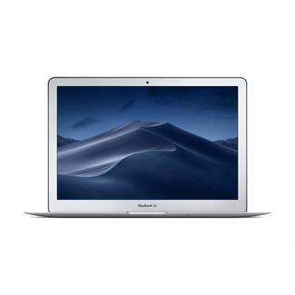 "Apple Apple MacBook Air 13.3"" Laptop - 1.4GHz Dual-Core i5 - 4GB RAM - 128GB SSD - (2014) - Silver"