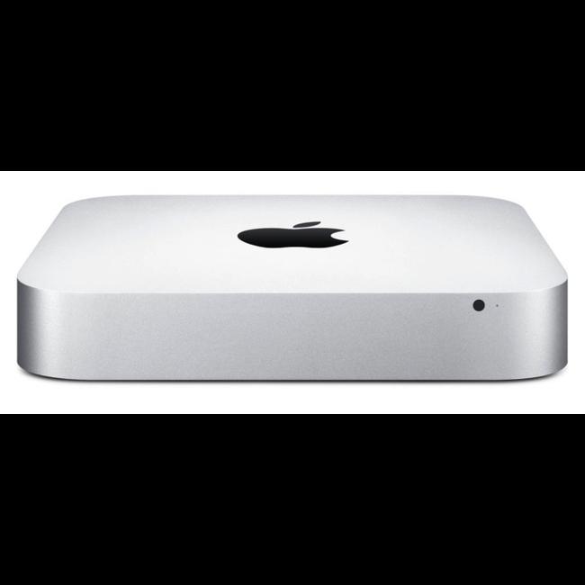 Apple Mac Mini Desktop Computer - 1.4GHz Dual-Core i5 - 4GB RAM - 500GB HDD - (2014) - Silver