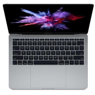 "Apple Apple MacBook Pro Retina 13.3"" Laptop - 2.3GHz Dual-Core i5 - 8GB RAM - 128GB SSD - (2017) - Space Gray"