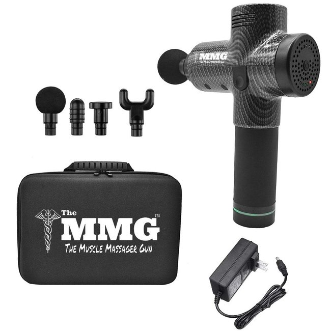 The Muscle Massager Gun - The MMG