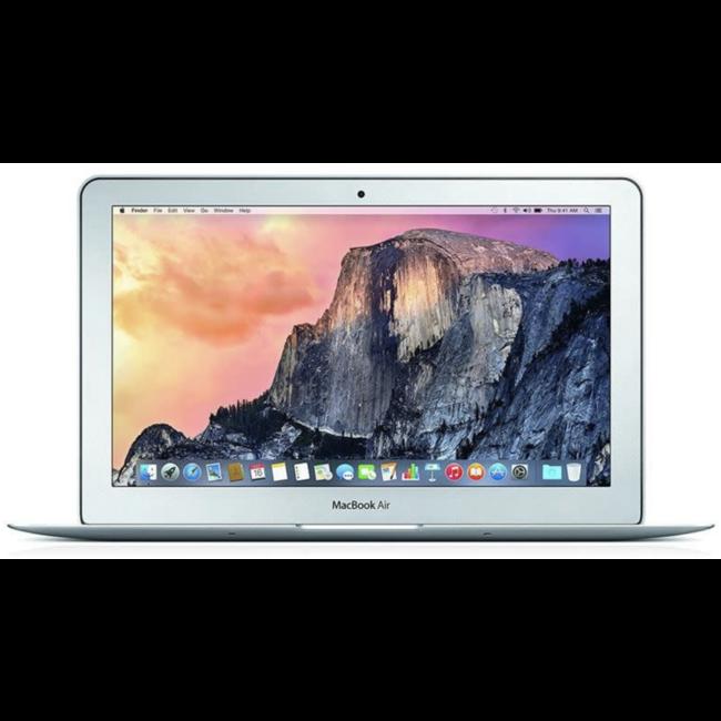 "Apple MacBook Air 11.6"" Laptop - 1.4GHz Dual-Core i5 - 4GB RAM - 128GB SSD - (2014) - Silver"