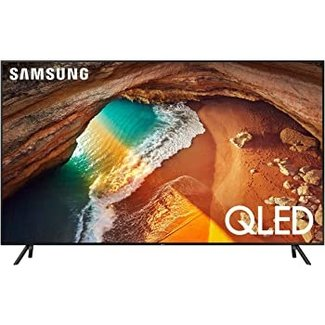 "Samsung 82"" Samsung QLED 4K UHD (2160P) SMART TV WITH HDR - (QN82Q6DRAFXZA)"