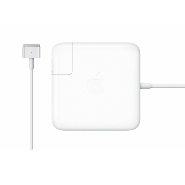 Apple MacBook Charger 85W MagSafe 2 Power Adapter with Magsafe Extension (MD506CH/A)