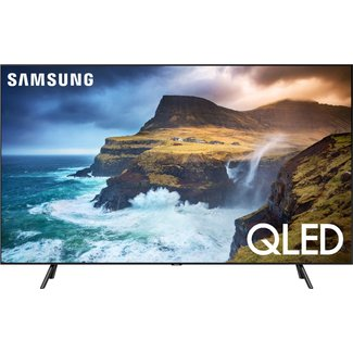 "Samsung 85"" Samsung QLED 4K UHD (2160P) SMART TV WITH HDR - (QN85Q7DRAFXZA)"