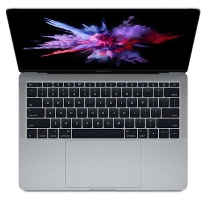 "Apple MacBook Pro Retina 13.3"" Laptop - 2.0GHz Dual-Core i5 - 8GB RAM - 512GB SSD - (2016) - Space Gray"