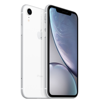 Apple Apple iPhone XR - 256GB - GSM/CDMA Unlocked - White