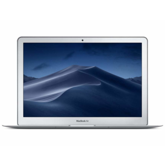 "Apple Apple MacBook Air 13.3"" Laptop - 1.6GHz Dual-Core i5 - 4GB RAM - 128GB SSD - (2015) - Silver"