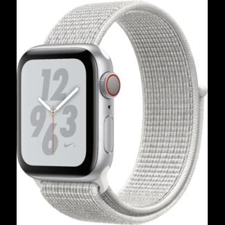 Apple Apple Watch NIKE+ - Series 4 - 44mm - Cellular - Silver Aluminum/Summit White Sport Loop