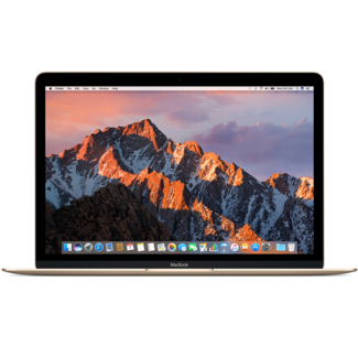 "Apple Apple MacBook Retina 12"" Laptop - 1.2GHz Dual-Core M5 - 8GB RAM - 512GB SSD - (2016) - Gold"