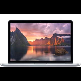 "Apple Apple MacBook Pro Retina 15.4"" Laptop - 2.8GHz Quad-Core i7 - 16GB RAM - 512GB SSD - (2014) - Silver"