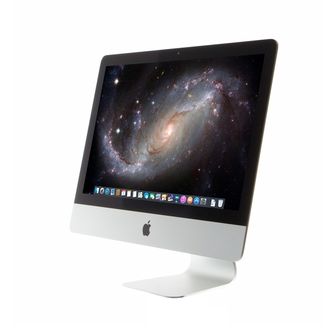 "Apple Apple iMac 4K Retina 21.5"" Desktop - 3.6GHz Quad-Core i3 - 8GB RAM - 1TB HDD - (2019) - Silver"