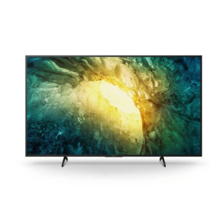 """Sony 55"""" Sony Bravia 4K UHD (2160P) LED SMART TV WITH HDR - (KD-55X750H)"""