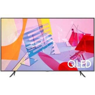"Samsung 65"" Samsung QLED 4K UHD (2160P) SMART TV WITH HDR - (QN65Q60TAF/Q6DTAF)"