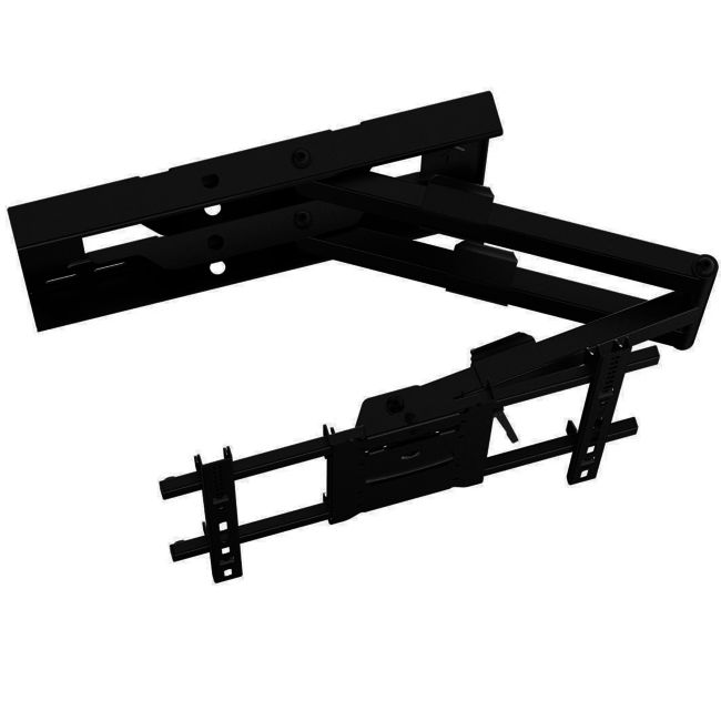 """Full-Motion Articulating TV Wall Mount Bracket for TVs 42"""" to 75"""" (40107)"""