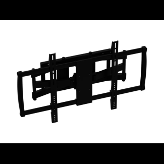 """MP Full-Motion Articulating TV Wall Mount Bracket for TVs 60"""" to 100"""" (12280)"""