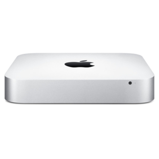 Apple Apple Mac Mini Desktop Computer - 2.8GHz Dual-Core i5 - 8GB RAM - 1.12TB Fusion Drive - (2014) - Silver