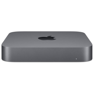 Apple Apple Mac Mini Desktop Computer - 3.6GHz Quad-Core i3 - 8GB RAM - 128GB SSD - (2018) - Space Gray