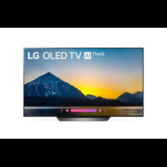 """LG 65"""" LG OLED 4K UHD (2160P) SMART TV WITH HDR - (OLED65E8PUA)"""