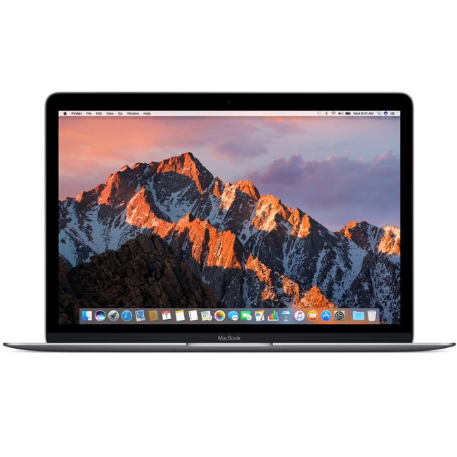 "Apple MacBook Retina 12"" Laptop - 1.3GHz Dual-Core i5 - 8GB RAM - 512GB SSD - (2017) - Space Gray"