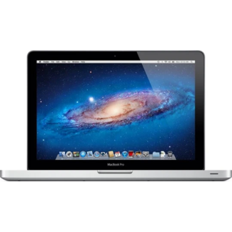 "Apple Apple MacBook Pro 13.3"" Laptop - 2.5GHz Dual-Core i5 - 4GB RAM - 500GB HDD- (Mid 2012) - Silver"