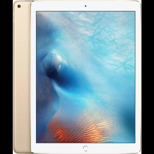 "Apple iPad Pro 12.9"" - 128GB - Cellular - Gold (1st Generation)"