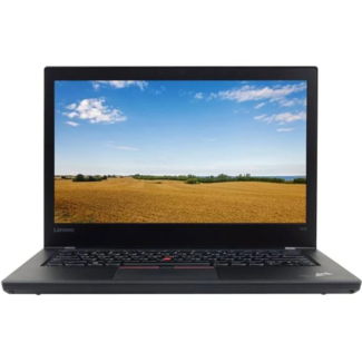 "Lenovo Lenovo Thinkpad T470 14"" Laptop - 2.5GHz Dual-Core i7 - 8GB RAM - 256GB SSD (20JM)"
