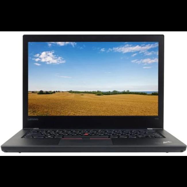 "Lenovo Thinkpad T470 14"" Laptop - 2.5GHz Dual-Core i7 - 8GB RAM - 256GB SSD (20JM)"