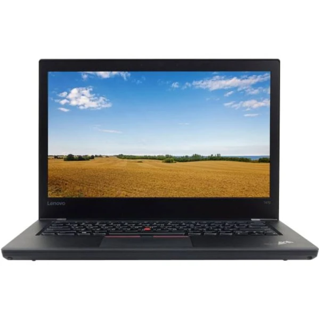 """Lenovo Thinkpad T470s 14"""" Laptop with Touch Screen - 2.6GHz Dual-Core i7 - 20GB RAM - 512GB SSD (20JT)"""