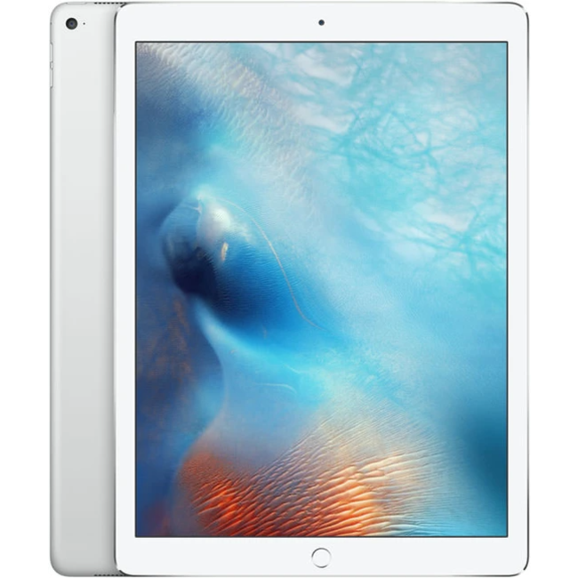 "Apple iPad Pro 12.9"" - 128GB - Cellular - Silver (1st Generation)"
