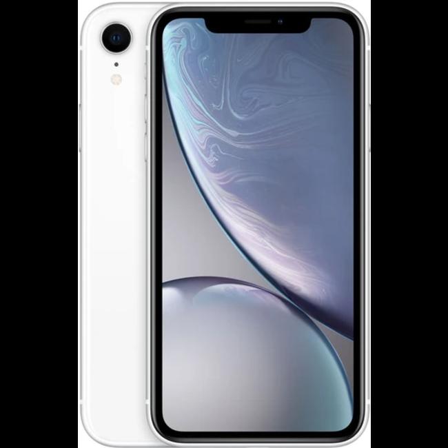 Apple iPhone XR - 128GB - GSM/CDMA Unlocked - White